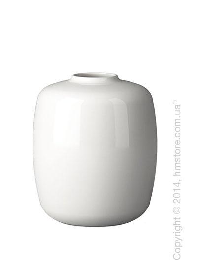 Ваза Calligaris Blanco S, Glass white