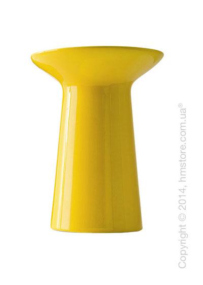 Ваза Calligaris Dafne, Ceramic yellow