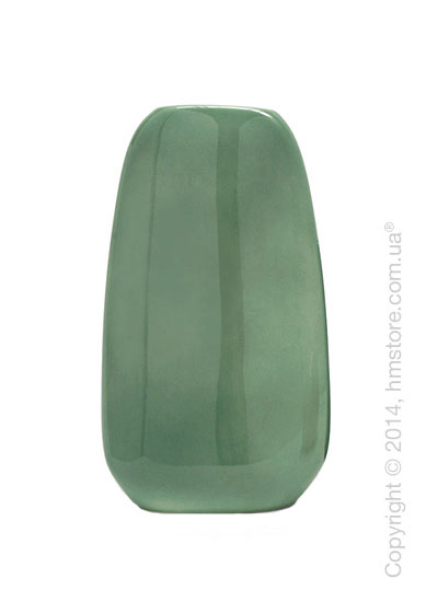 Ваза Calligaris Flavour L, Ceramic sage green
