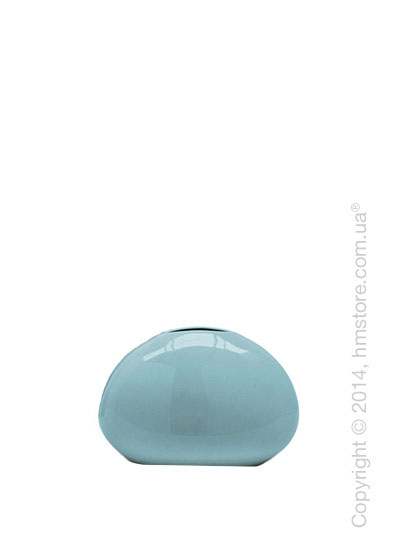 Ваза Calligaris Flavour S, Ceramic pale blue
