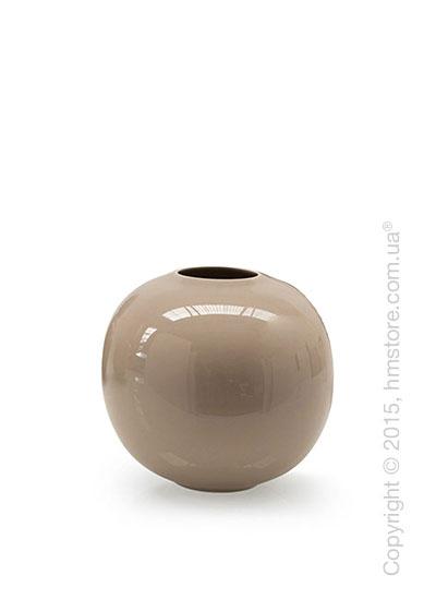 Ваза Calligaris Holly M, Ceramic light taupe