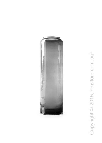 Ваза Calligaris Honey L, Glass transparent grey