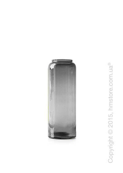 Ваза Calligaris Honey M, Glass transparent grey