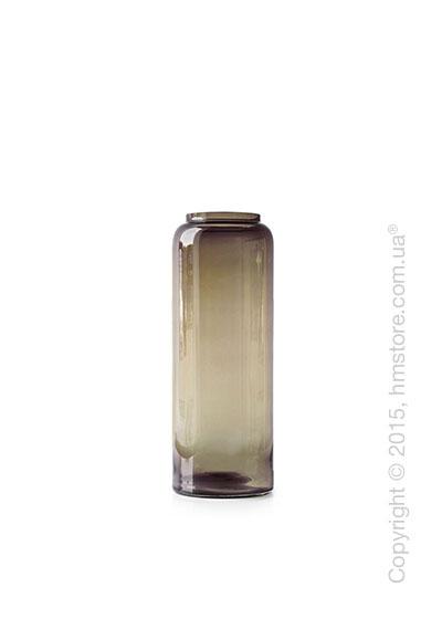 Ваза Calligaris Honey M, Glass transparent topaz
