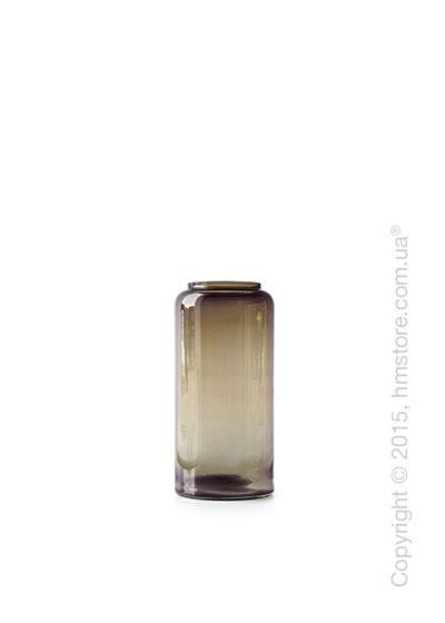Ваза Calligaris Honey S, Glass transparent topaz