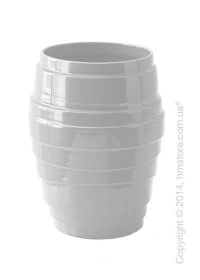 Ваза Сalligaris Lennox, Ceramic white