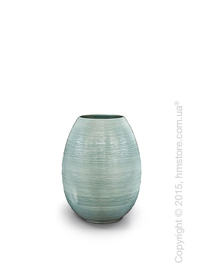 Ваза Calligaris Leslie S, Ceramic light sage green