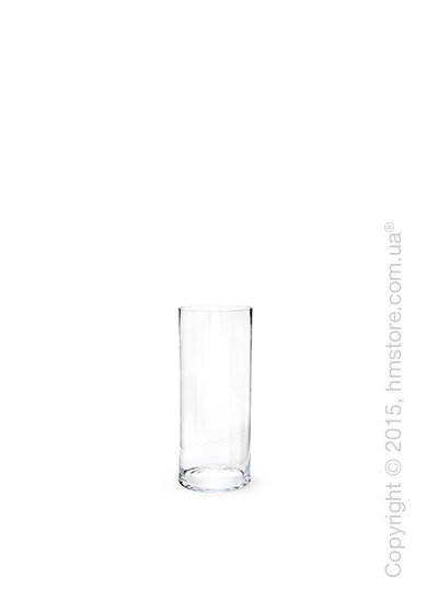 Ваза Calligaris Tube M, Glass transparent