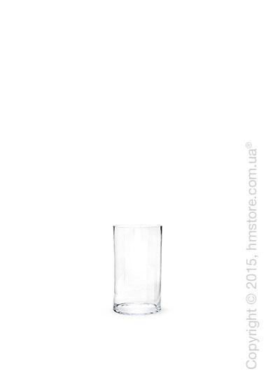 Ваза Calligaris Tube S, Glass transparent