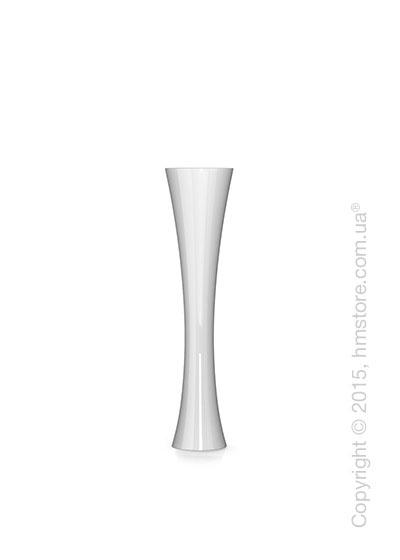 Ваза Calligaris Tiara S, Glass white