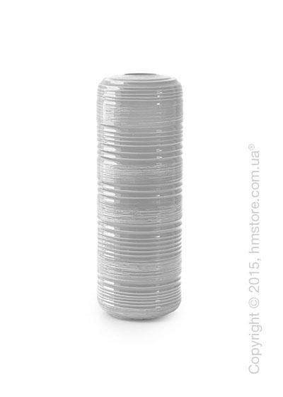 Ваза Calligaris Tristan L, Ceramic white