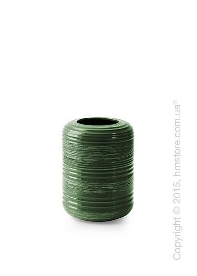 Ваза Calligaris Tristan M, Ceramic green