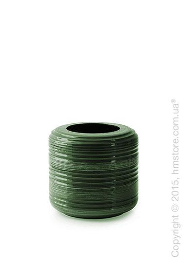 Ваза Calligaris Tristan S, Ceramic green