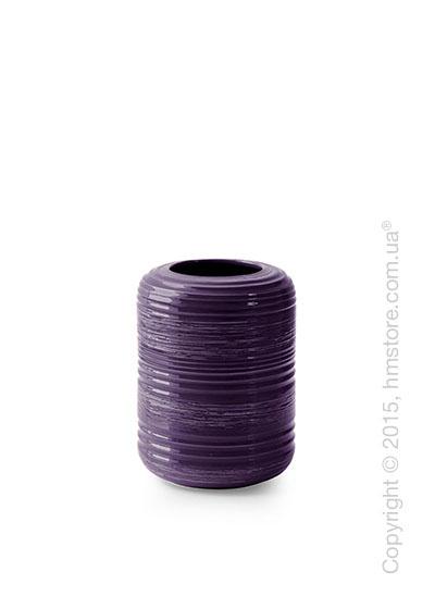 Ваза Calligaris Tristan M, Ceramic violet