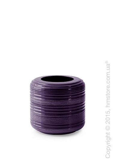 Ваза Calligaris Tristan S, Ceramic violet