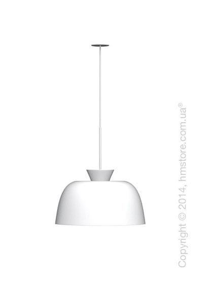 Подвесной светильник Calligaris Arpège, Suspension lamp, Glossy optic white