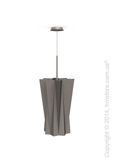 Подвесной светильник Calligaris Andromeda, Suspension lamp, Fabric taupe