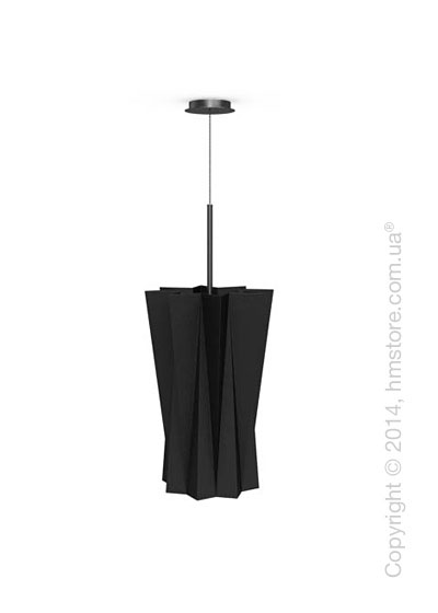 Подвесной светильник Calligaris Andromeda, Suspension lamp, Fabric black