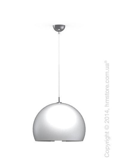 Подвесной светильник Calligaris Volans, Varnished aluminium embossed white