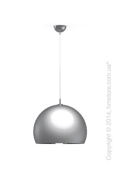 Подвесной светильник Calligaris Volans, Varnished aluminium embossed grey