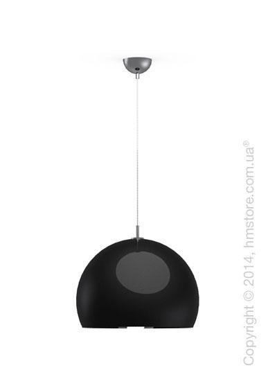Подвесной светильник Calligaris Volans, Varnished aluminium embossed black