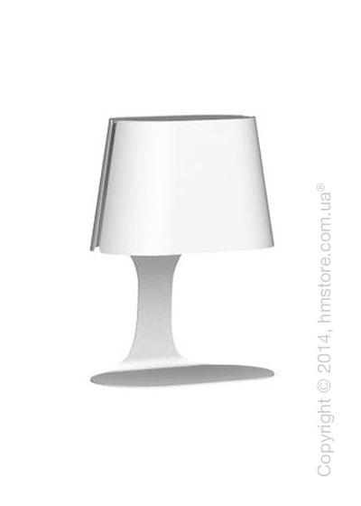 Настольный светильник Calligaris Baku, Metall matt optic white