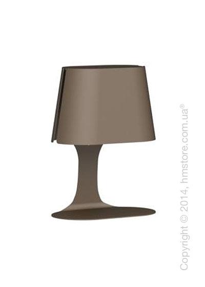 Настольный светильник Calligaris Baku, Metall matt nougat