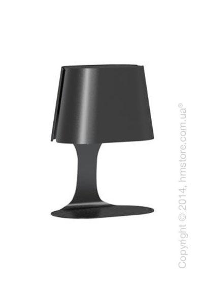 Настольный светильник Calligaris Baku, Metall matt black
