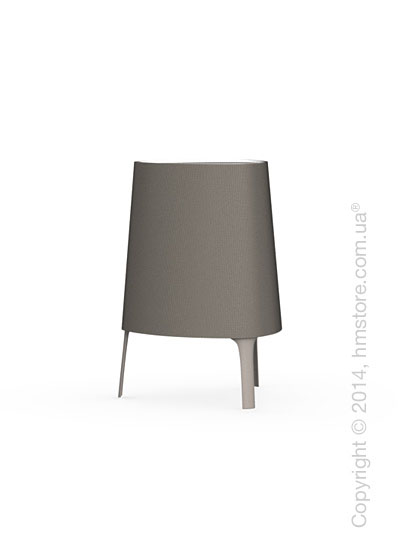 Настольный светильник Calligaris Allure, Table lamp, Fabric light taupe
