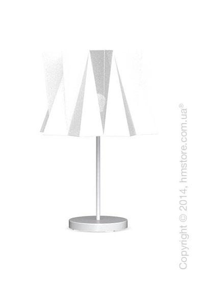 Настольный светильник Calligaris Andromeda, Table lamp, Fabric white