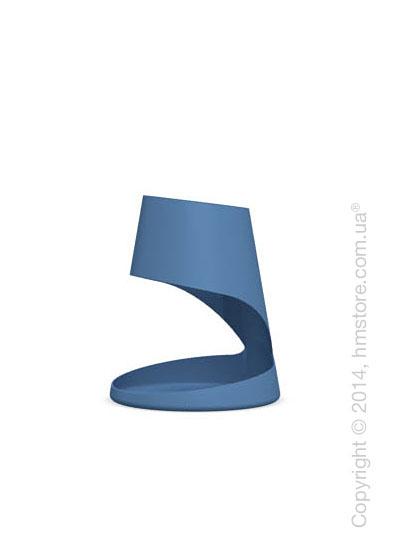 Настольный светильник Calligaris Evo, Table lamp, Metal matt sky blue