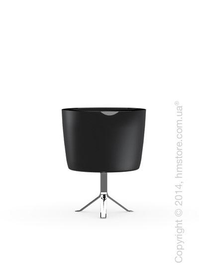 Настольный светильник Calligaris Phoenix, Table lamp, Glass black and white