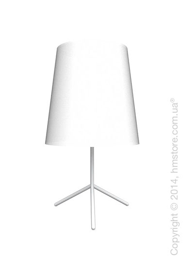 Напольный светильник Calligaris Big Wave, Floor lamp, Metal matt optic white