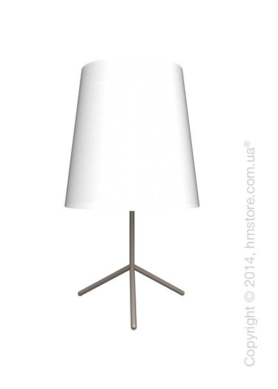 Напольный светильник Calligaris Big Wave, Floor lamp, Metal matt taupe