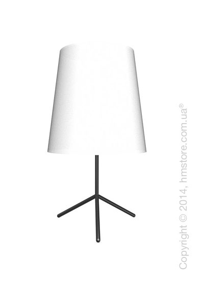 Напольный светильник Calligaris Big Wave, Floor lamp, Metal matt black