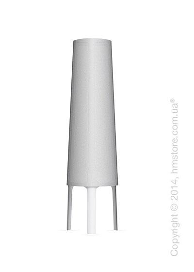 Напольный светильник Calligaris Allure, Floor lamp, Fabric white