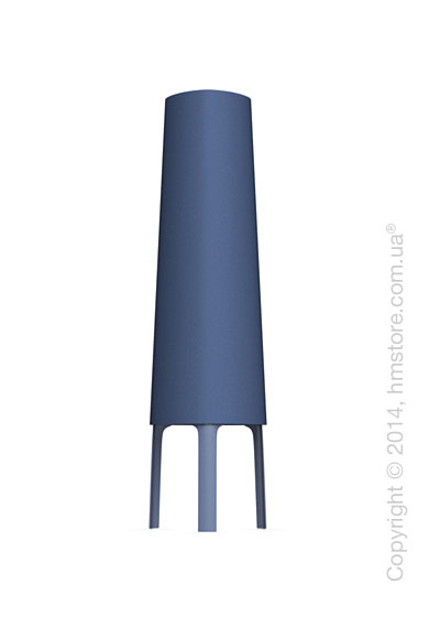 Напольный светильник Calligaris Allure, Floor lamp, Fabric blue