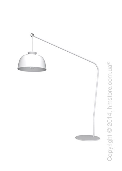 Напольный светильник Calligaris Arpège, Floor lamp, Glossy optic white