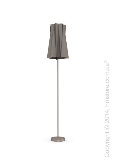 Напольный светильник Calligaris Andromeda, Floor lamp, Fabric taupe