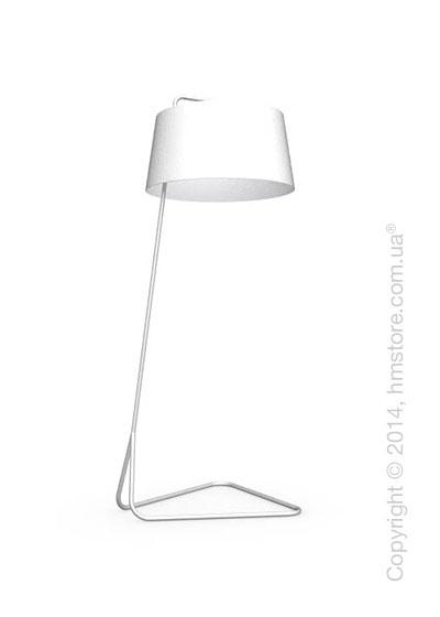 Напольный светильник Calligaris Sextans, Floor lamp, Fabric white