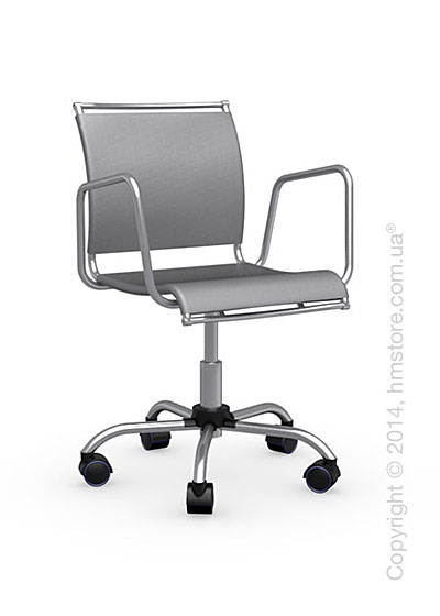 Кресло Calligaris Air Race, Swivel chair, Net coating steel
