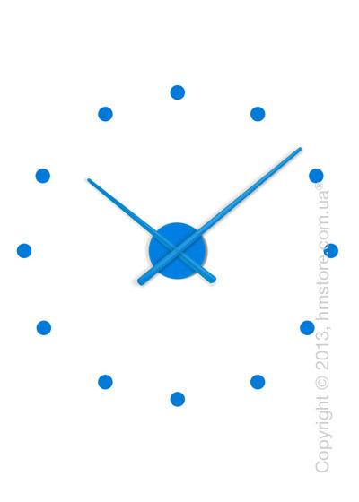 Часы настенные Nomon Oj Mini Wall Clock, Blue