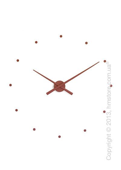 Часы настенные Nomon Oj Wall Clock, Chocolate