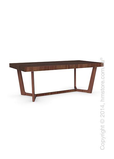 Стол Calligaris Prince, Wooden table, Veneer walnut