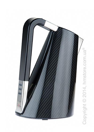 Чайник электрический Bugatti Individual VERA Carbon, Black