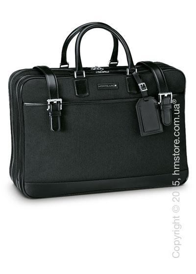 03ace417664b Мужская сумка Montblanc серия Meisterstuck Canvas 48-Hours Bag, Black
