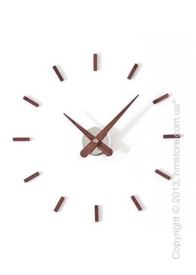 Часы настенные Nomon Sunset Wall Clock, Wenge