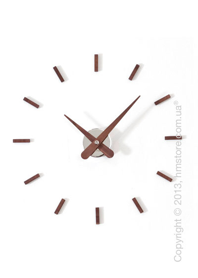 Часы настенные Nomon Sunset Wall Clock, Wenge