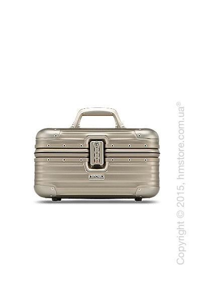 Бьюти-кейс Rimowa серия Topas Titanium 17 Beauty Case