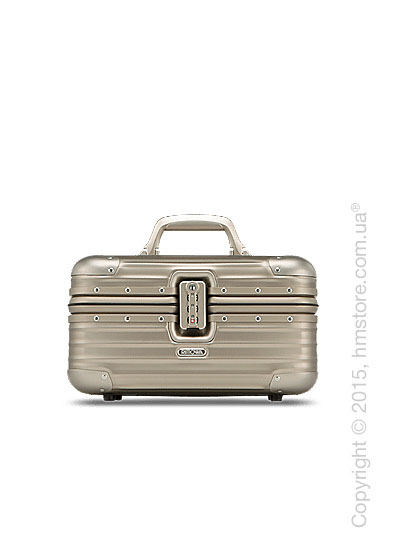 Бьюти-кейс Rimowa серия Topas Titanium 17 Beauty Case